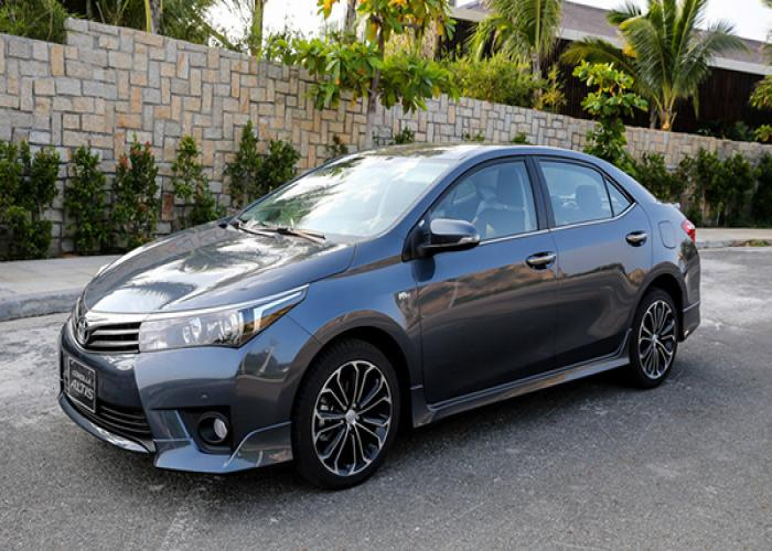 Corolla Altis 2.0 AT